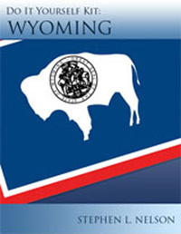 Downloadable llc formation and incorporation kits stephen l wyoming solutioingenieria Choice Image